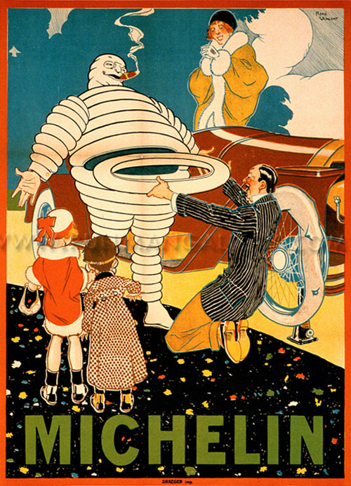 The History of the Michelin Man: michelin-man-bibendum-1914.jpg