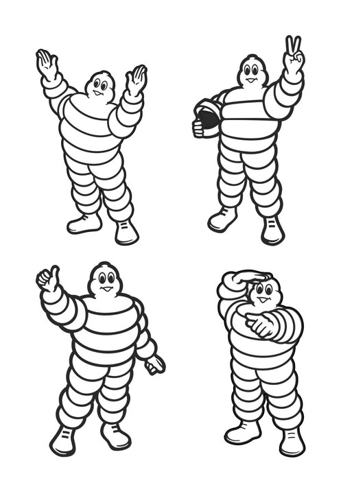 The History of the Michelin Man: michelin-man-bibendum-1998.jpg