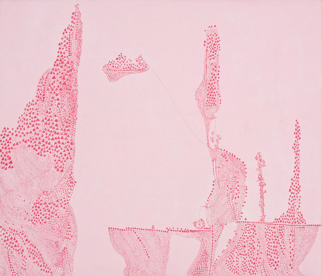 Paintings by Kim Shin Hye: 5-wagle2.jpg