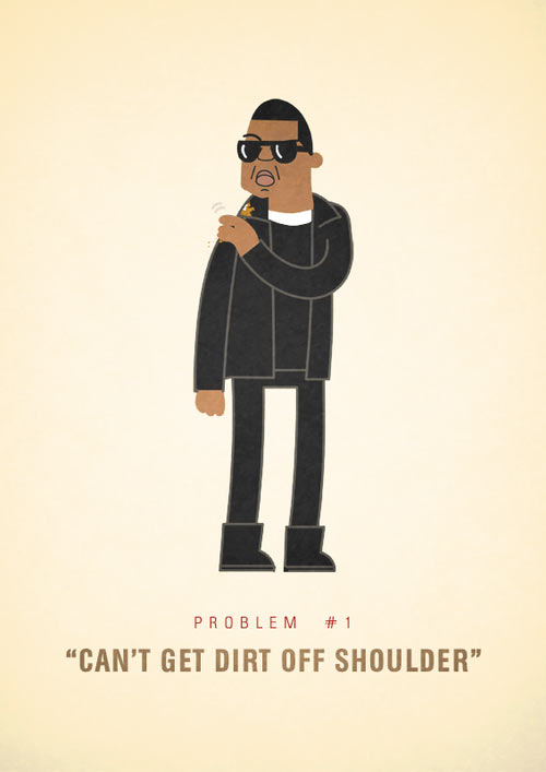 Jay-Z's 99 Problems Illustrated by Ali Graham: tumblr_mo70v3XTeR1s3cqiio1_500.jpg