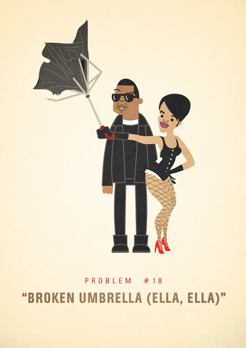 Jay-Z's 99 Problems Illustrated by Ali Graham: tumblr_mojjmdWzq21s3cqiio1_500.jpg