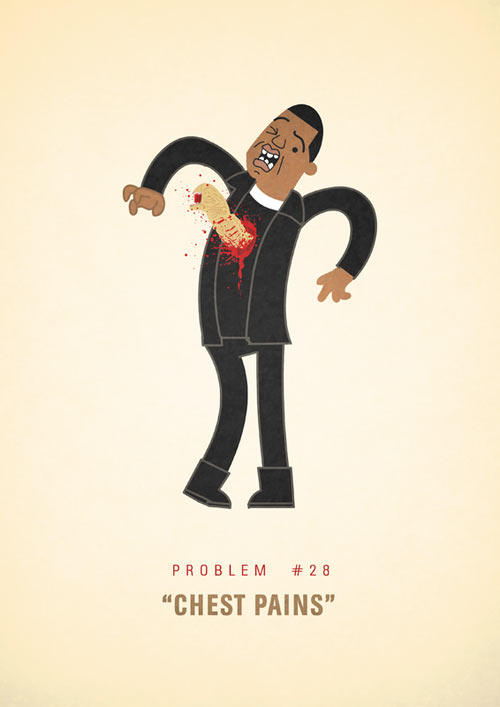 Jay-Z's 99 Problems Illustrated by Ali Graham: tumblr_mp1nhwRpih1s3cqiio1_500.jpg