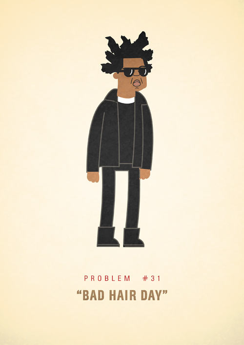 Jay-Z's 99 Problems Illustrated by Ali Graham: tumblr_mp927ubB6Y1s3cqiio1_500.jpg