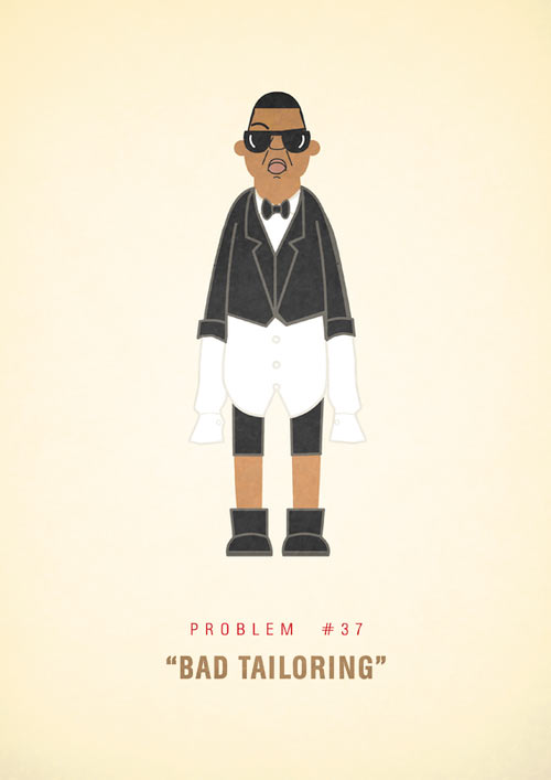 Jay-Z's 99 Problems Illustrated by Ali Graham: tumblr_mpl38pIv6P1s3cqiio1_r1_500.jpg