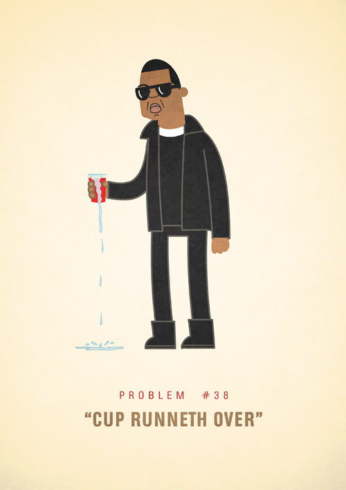 Jay-Z's 99 Problems Illustrated by Ali Graham: tumblr_mpmabuFHO01s3cqiio1_500.jpg