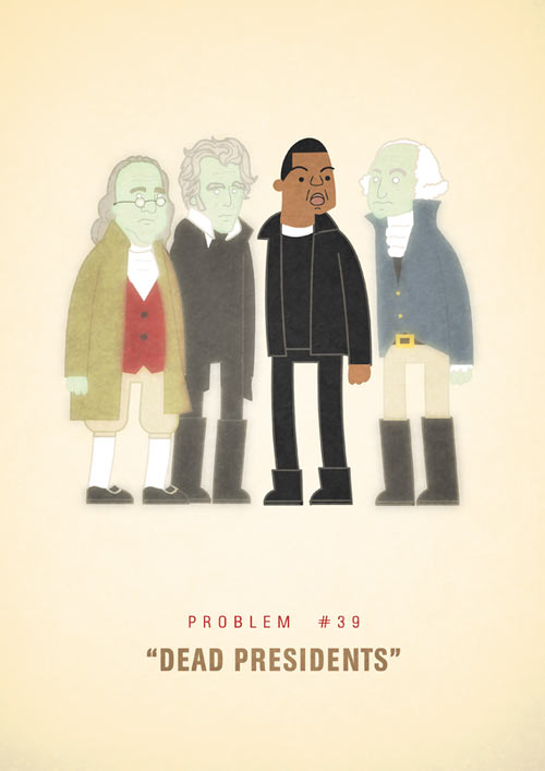 Jay-Z's 99 Problems Illustrated by Ali Graham: tumblr_mpoic5kUt21s3cqiio1_500.jpg