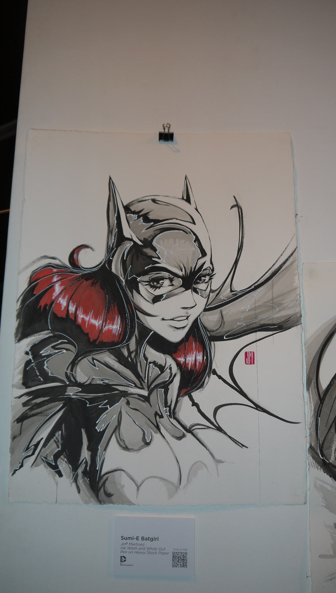 "DC Comics ""We Can Be Heroes"" Art Auction @ Comic Con 2013: Screen shot 2013-07-21 at 7.20.37 PM.png"