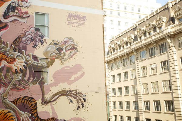Nychos paints new mural in San Francisco: jux_nychos2.jpg