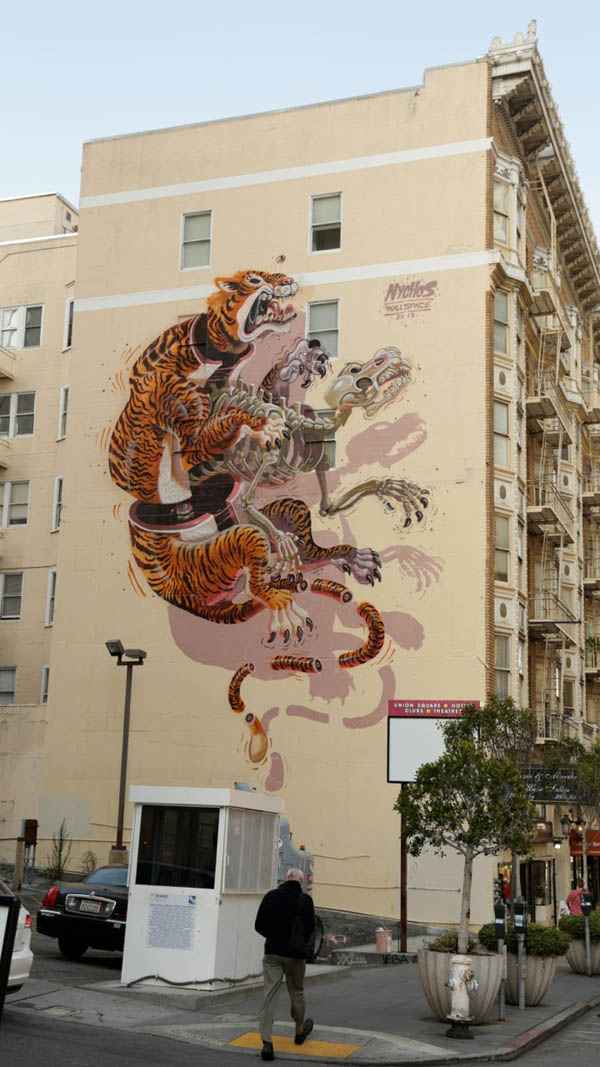 Nychos paints new mural in San Francisco: jux_nychos4.jpg