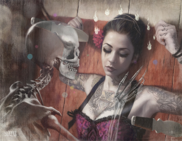 The Art of Tom Bagshaw: tom11.jpg