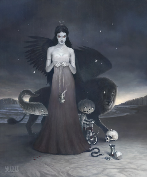 The Art of Tom Bagshaw: tom12.jpg