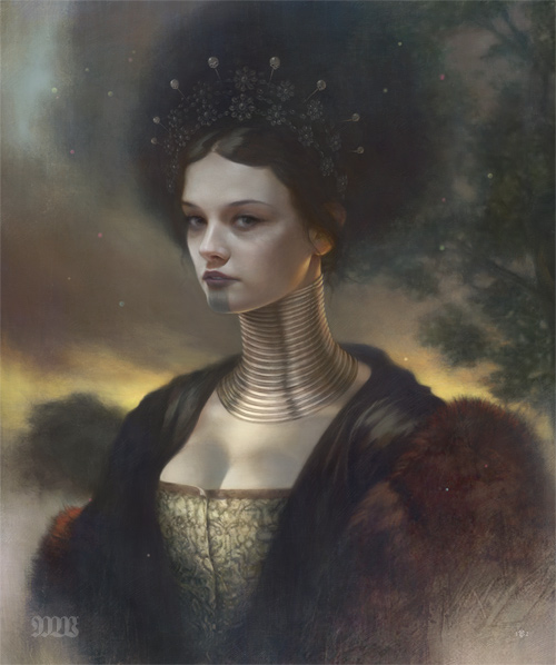 The Art of Tom Bagshaw: tom14.jpg