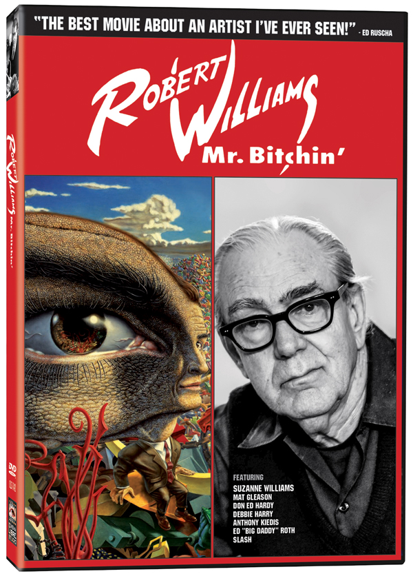 """Mr Bitchin'"": Robert Williams Documentary @ Egyptian Theatre, Los Angeles: 1.jpg"