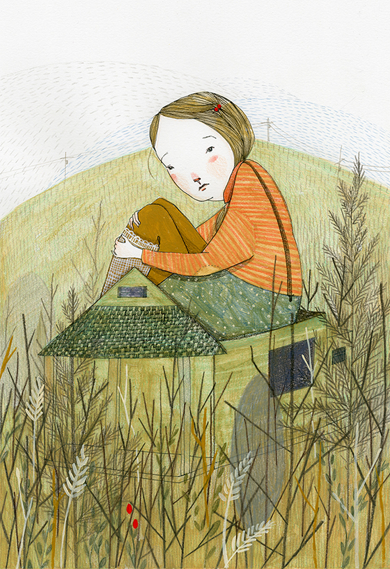Rebecca Green Illustration: outgrown,overgrown.jpg