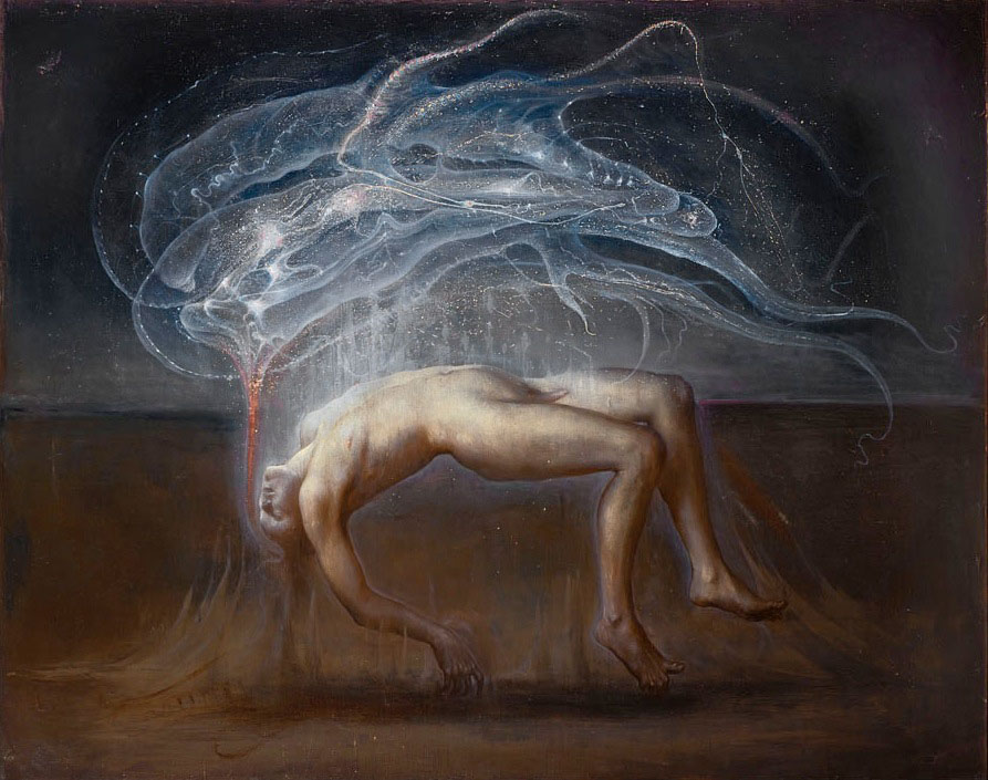 "Agostino Arrivabene ""To Pathei Mathos"" @ Panorama Museum, Badfrankenhausen, Germany: rapture.jpg"