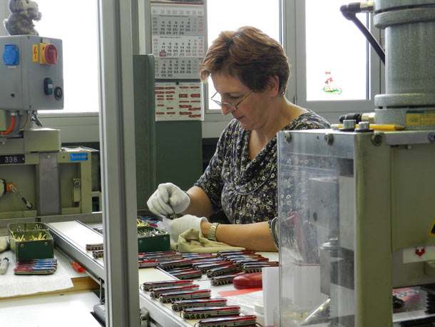 Swiss Army Knife: A Factory Tour of Victorinox: 8594645145_f1c4494734_b.jpg