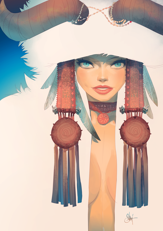 Otto Schmidt's Digital Illustration: Cov_001.png
