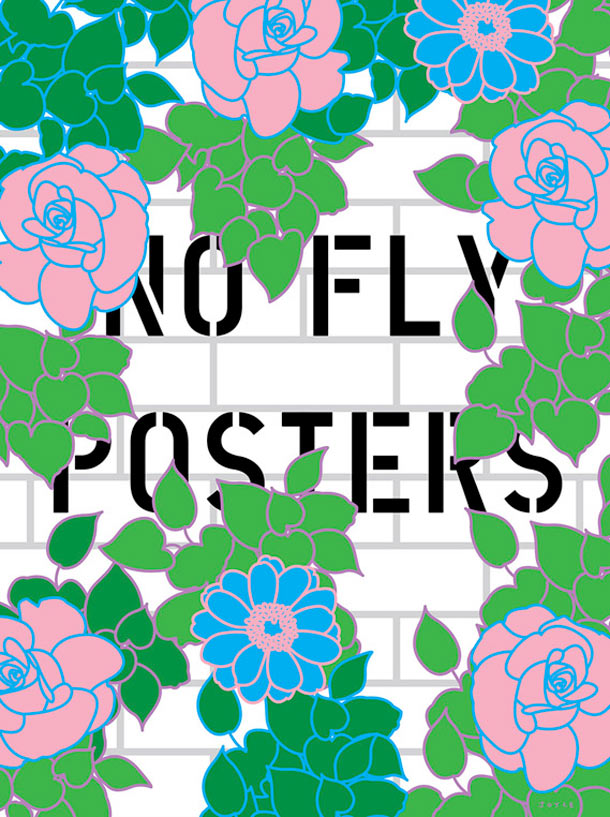 "The ""No Fly"" Poster Series: 003_jamesjoyce_0.jpg"