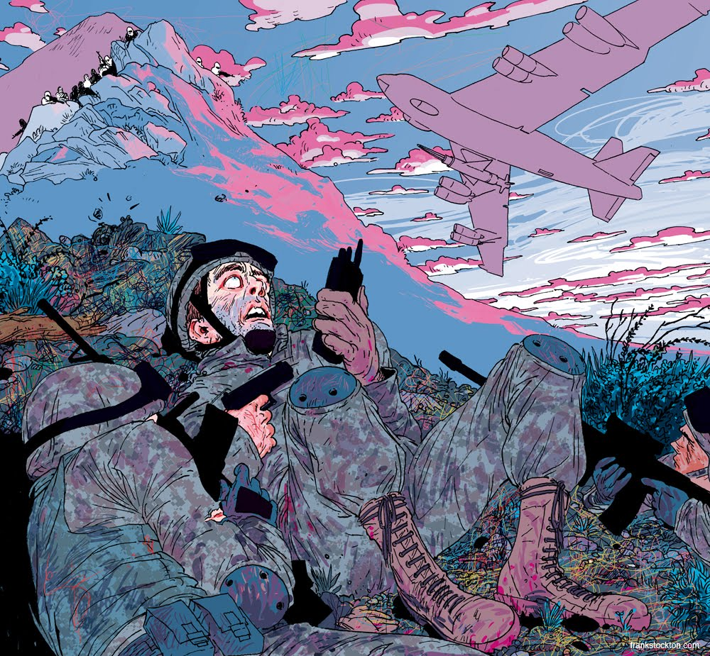 The Illustration Work of Frank Stockton: nuke_em_3.jpg