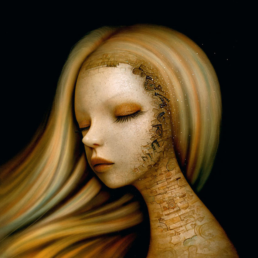 "Naoto Hattori ""REM"" and ""Morpheus, The Art Of"" @ Copro Gallery: j_in_a_trance.jpg"
