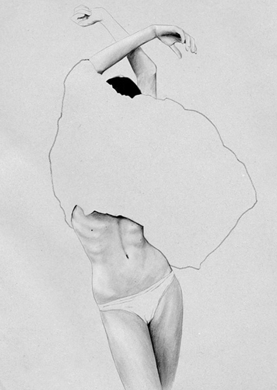 Fashion Illustrations by Judith van den Hoek: tumblr_mq7cirG5GC1qzcapfo1_500.jpg