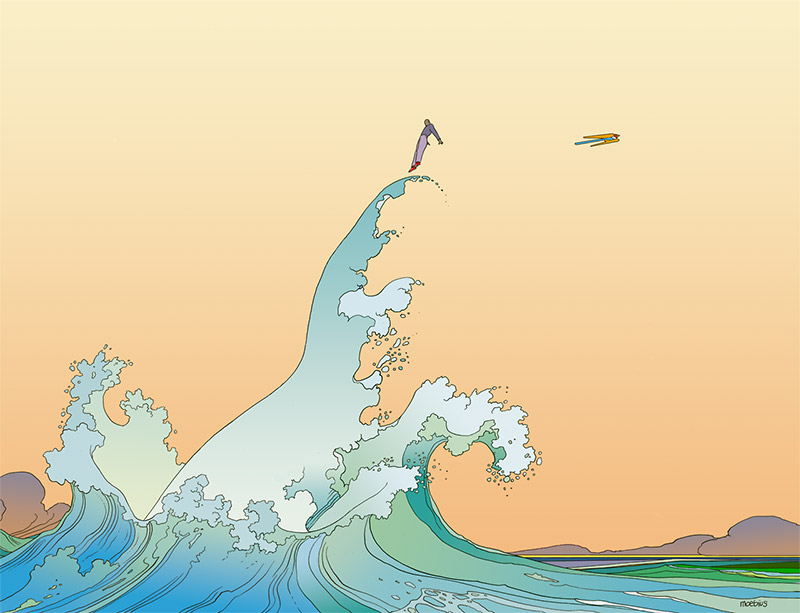 """VOYAGE D'HERMES"": When Moebius Created Work for HERMÈS: moebius-hermes-Voyage-dHermes-2.jpg"