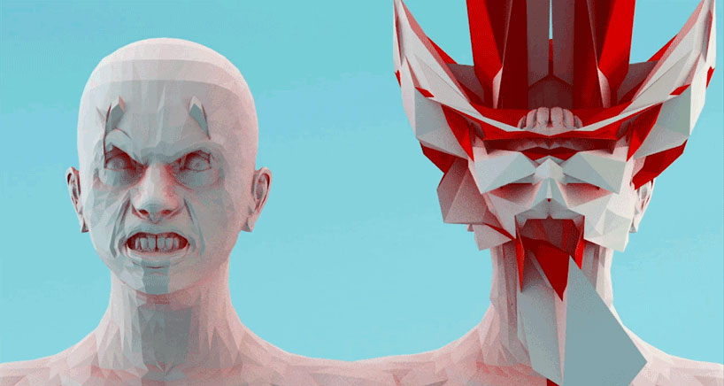 Mike Pelletier's Haunting 3D Animations of Human Emotions: mike-pelletier-animated-faces-designboom-05.jpg