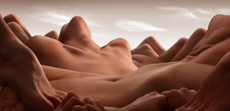 Carl Warner's 'Bodyscapes': CarlWarner_01.jpg