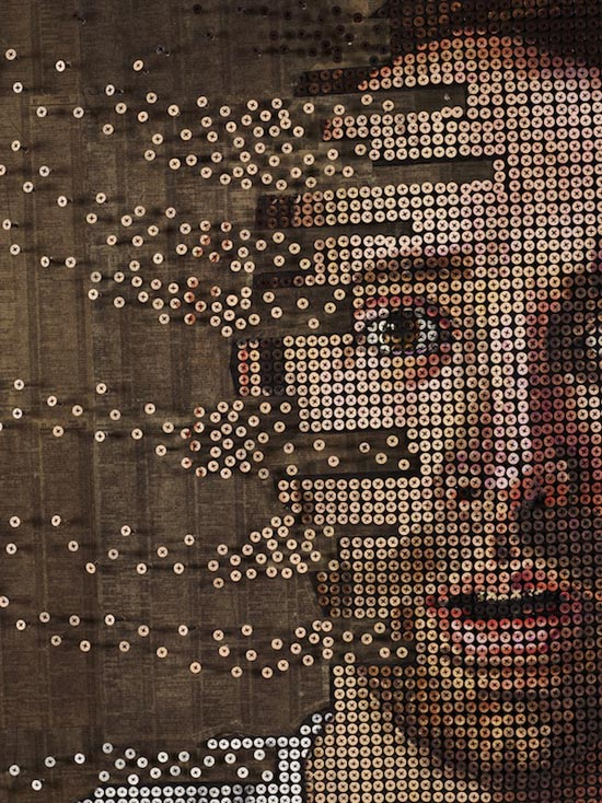 Portraits Made From Screws by Andrew Meyers: andrew-myers15.jpg