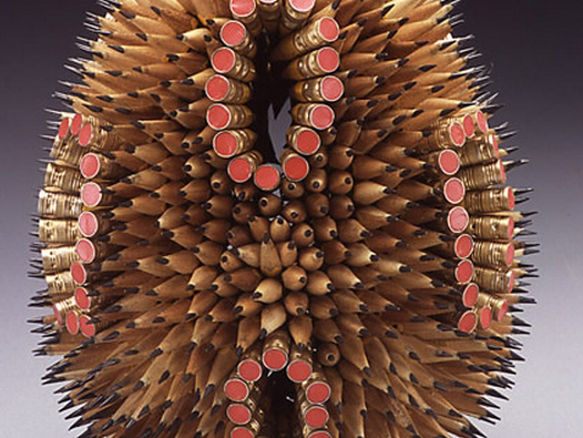 Jennifer Maestre's Pencil Sculptures: 8392469251_64c23b0de9_o.png