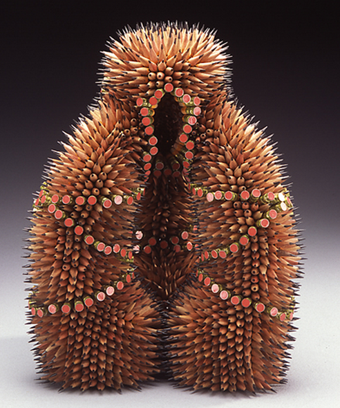 Jennifer Maestre's Pencil Sculptures: 8392470291_ba1e39a562_o.png