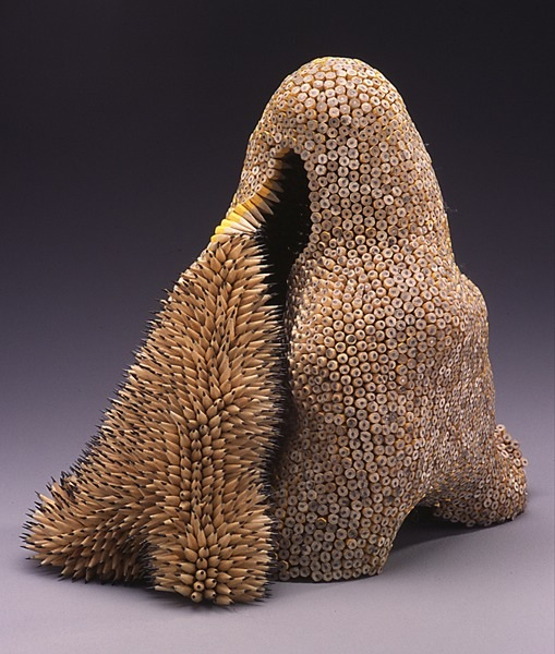 Jennifer Maestre's Pencil Sculptures: pencil-sculptures-jennifer-maestre-4.jpg