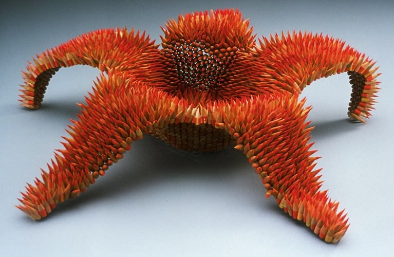 Jennifer Maestre's Pencil Sculptures: pencil-sculptures-jennifer-maestre.jpg