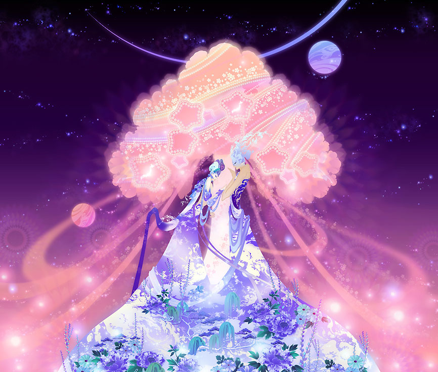The Celestial Spaces of Aya Kato: aya1.jpg