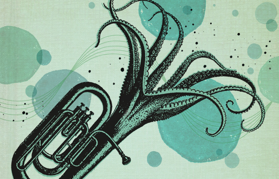 The Wonderful Musical Animals Book and Prints on Kickstarter: tuba header.jpg