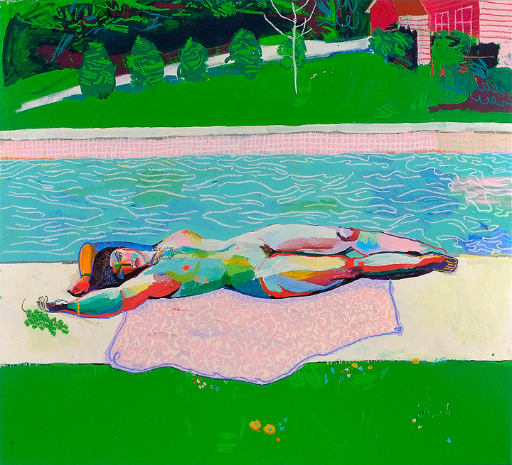 The Paintings of Andy Dixon: AndyDixon-Summering.jpg