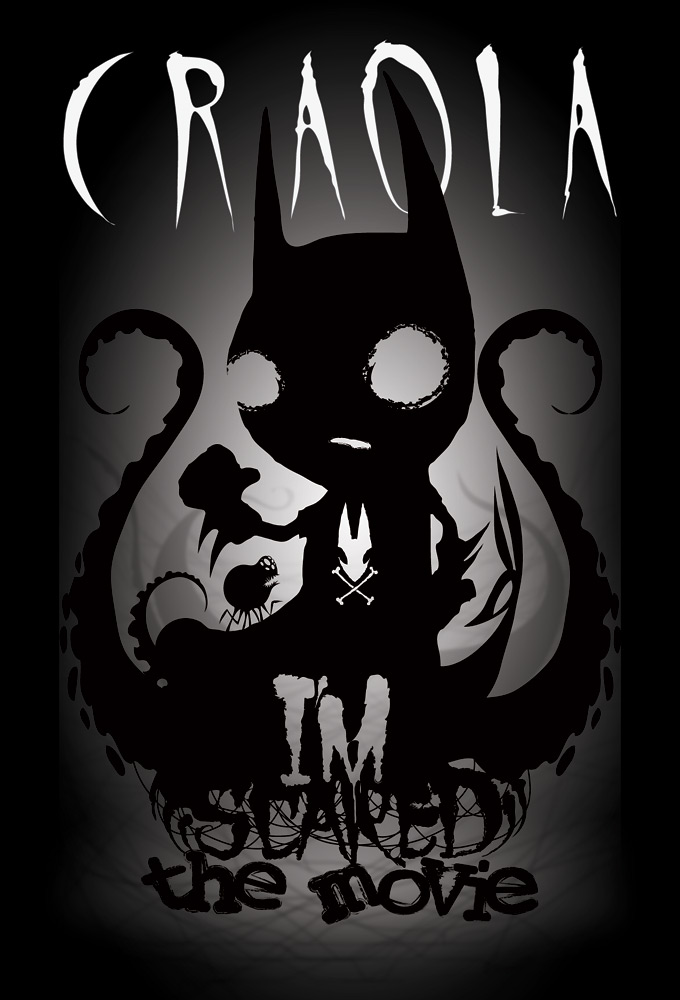 """I'm Scared"" A Stop-Motion Film from Greg ""Craola"" Simkins on Kickstarter: ISmovie_flierBlores.jpg"