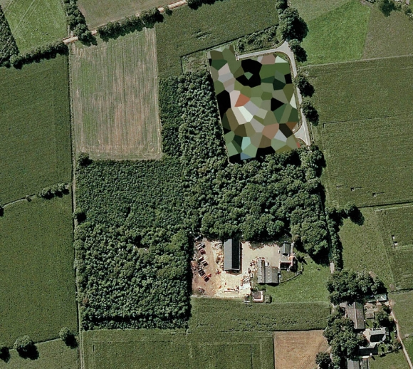 The Dutch Government's Creative Google Earth Censoring: dutch-landscapes-mishka-henner-6-580x518.jpg