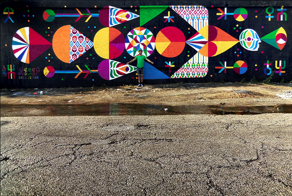 """PAJARO COSMICO"" by Remed in Chicago: jux_remed3.png"
