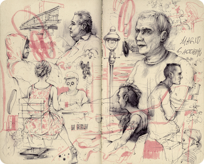 New Sketchbook Works and Paintings by Pat Perry: EUsketchbook_14.jpg