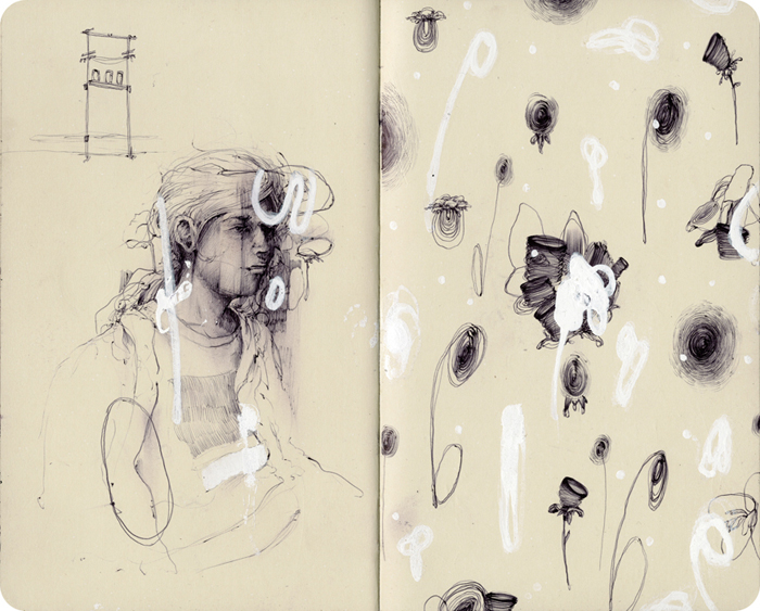 New Sketchbook Works and Paintings by Pat Perry: EUsketchbook_19.jpg