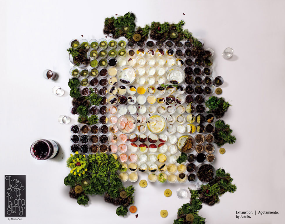"""El Banquete,"" Fruit and Vegetable Portraits by Martin Satí: img1367218966969.jpg"