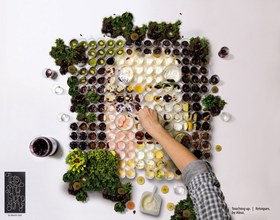 """El Banquete,"" Fruit and Vegetable Portraits by Martin Satí: img1367218992943.jpg"