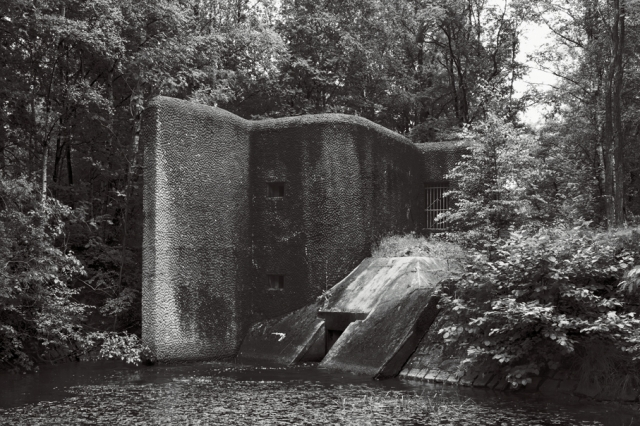 Forgotten and Abandoned Monuments in Former Yugoslavia: Bunker 02.jpg