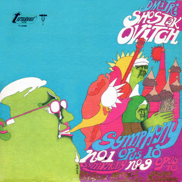 Celebrating Psychedelic and Pop Art in Album Covers: 06 Herb Roguff- Shostakovitch.jpg