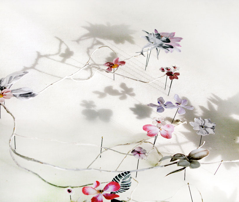 Collaged Flowerscapes by Anne Ten Donkelaar: anne-ten-donkelaar-flower-constructions-designboom-03.jpg