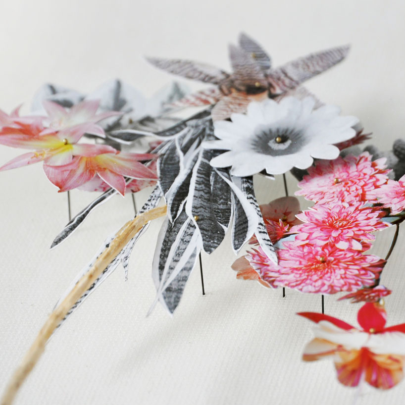 Collaged Flowerscapes by Anne Ten Donkelaar: anne-ten-donkelaar-flower-constructions-designboom-09.jpg