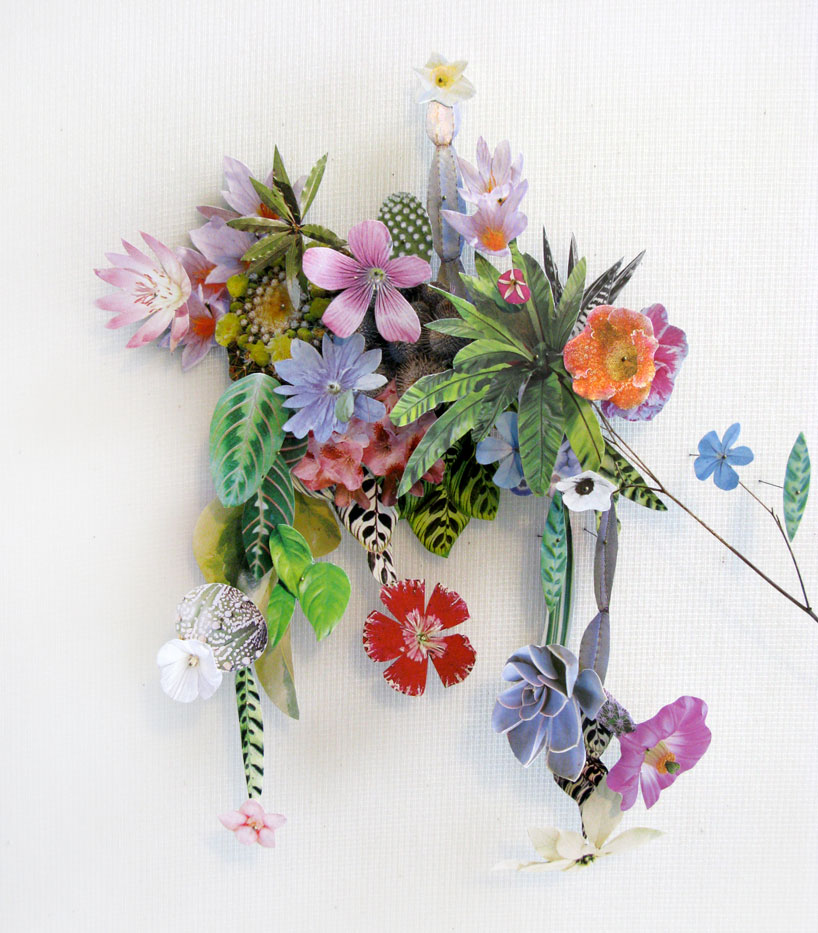 Collaged Flowerscapes by Anne Ten Donkelaar: anne-ten-donkelaar-flower-constructions-designboom-12.jpg