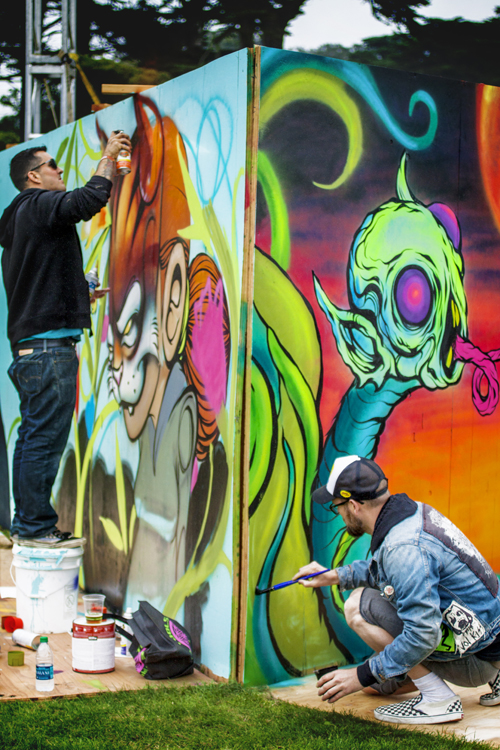 Juxtapoz Presents: Skinner @ Outside Lands, 2013: 02.jpg