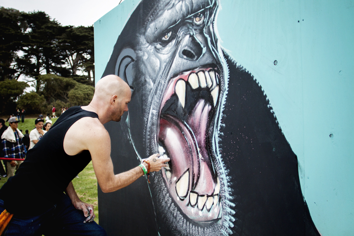 Juxtapoz Presents: Skinner @ Outside Lands, 2013: 04.jpg